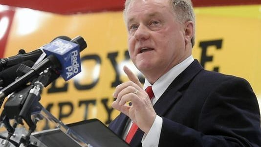 State Sen. Scott Wagner is running for governor.