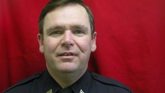 Eastchester Police Sgt. Richard Morris