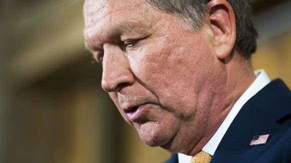 Some GOP lawmakers never forgave Gov. John Kasich for