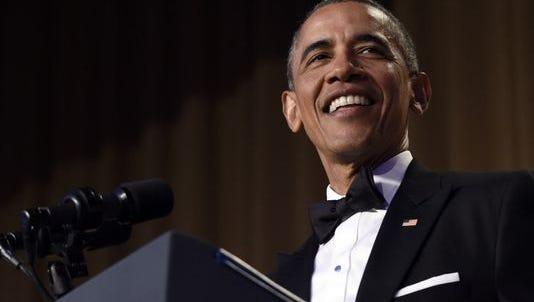 Barack Obama getting $400,000 for a speech.