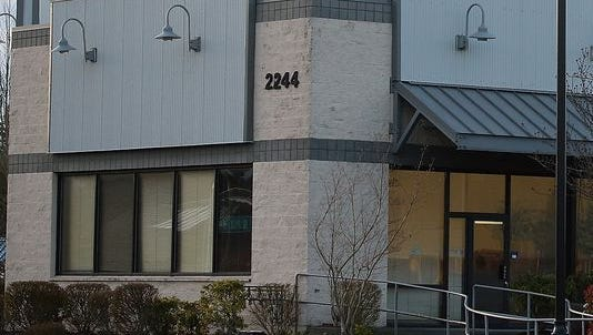 A building on Mickelberry Road NW in Silverdale is being purchased for the new home of Housing Kitsap.