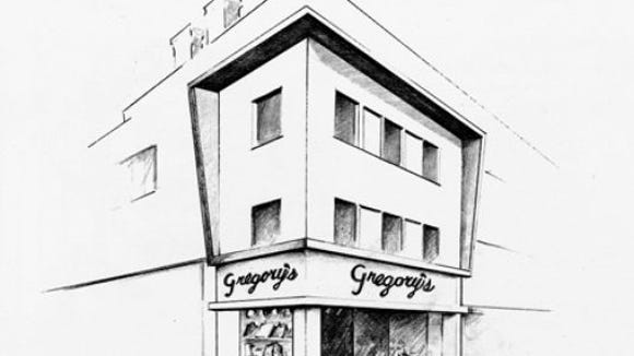 Gregory's was a mainstay in downtown York for many years.