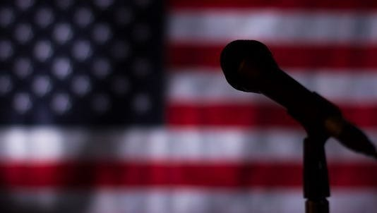 The first gubernatorial debates of the 2017 election will be held Tuesday night at Stockton University.