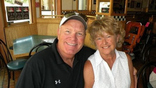 Longtime Windsor teacher and coach Murray Kula, left, has died.