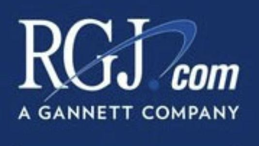 A file photo of the Reno Gazette-Journal logo.