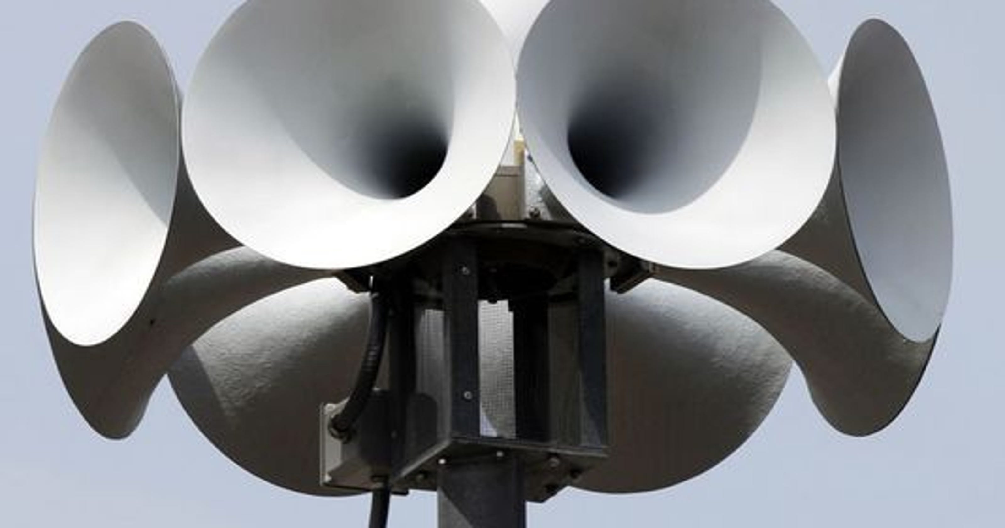 Outagamie County transitions away from tornado sirens