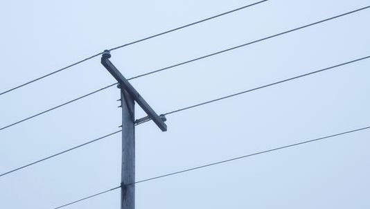 Consumers Energy reported nearly 40,000 homes and businesses without power Monday morning.