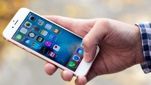 Taiwan Semiconductor Manufacturing Co. manufactures chips for Apple iPhones.