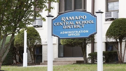 Ramapo Central school district's administration offices in Hillburn.
