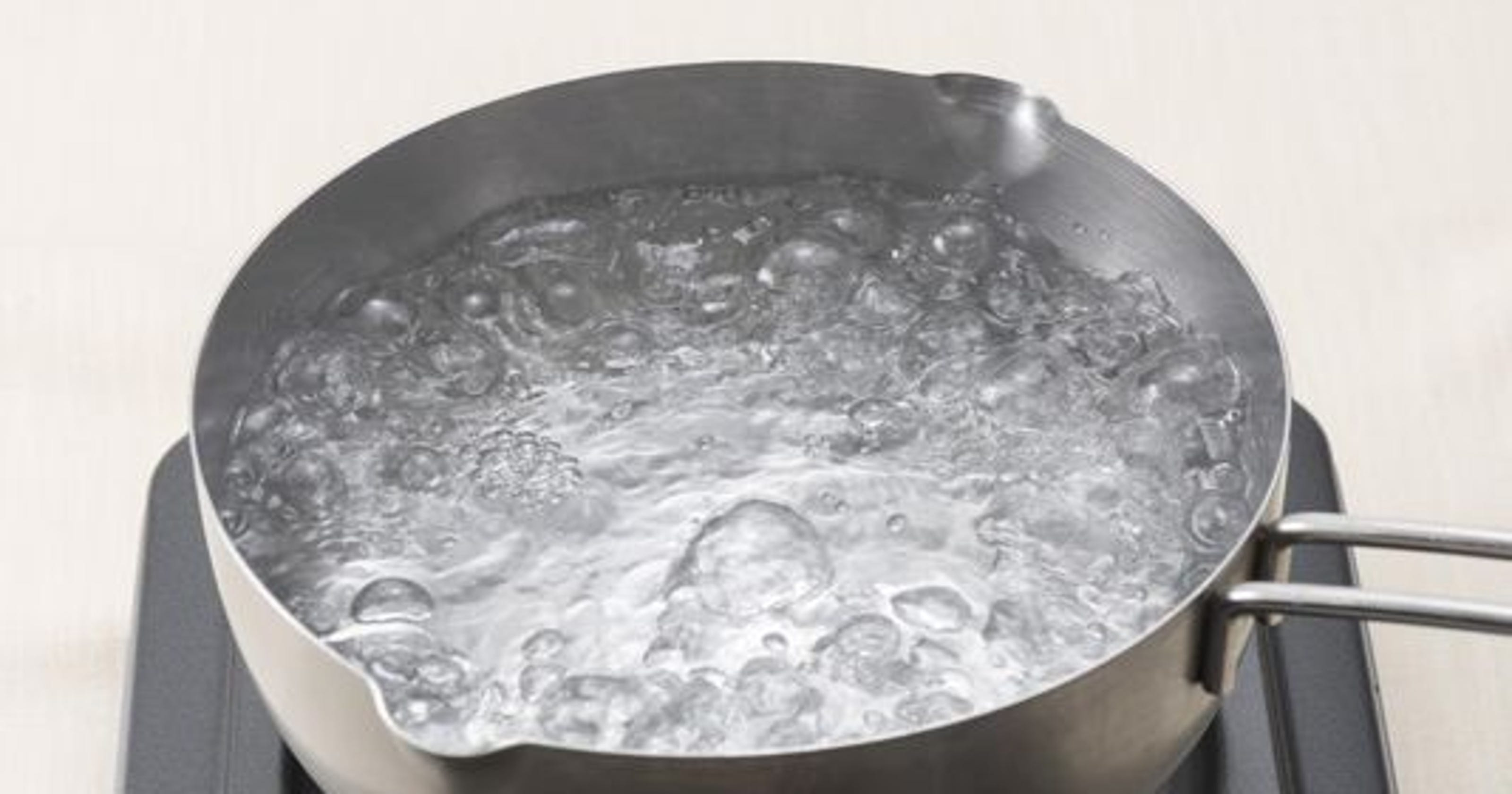 Fruncle Friend Funcle: Belleville's Boil-water Alert Has Been Lifted