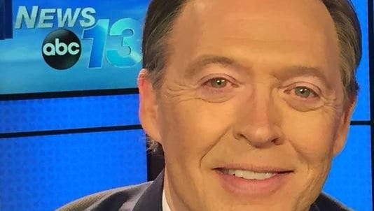 Former WLOS-News 13 Anchor Larry Blunt, who was let go in January, will begin working for a local real estate firm.