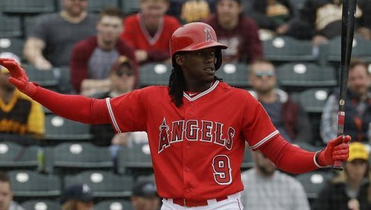 Roberson graduate Cameron Maybin Cameron is now with the Houston Astros after they acquired the outfielder on a waiver claim from the Los Angeles Angels.