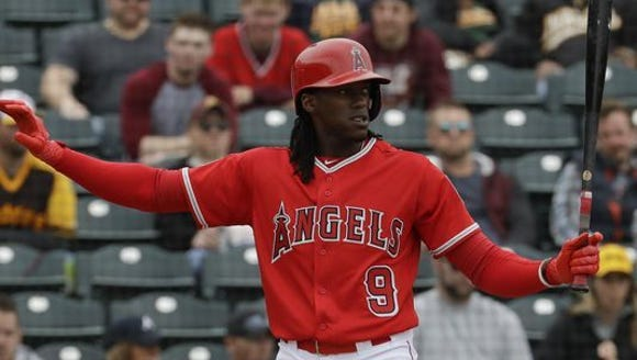 Roberson graduate Cameron Maybin Cameron is now with