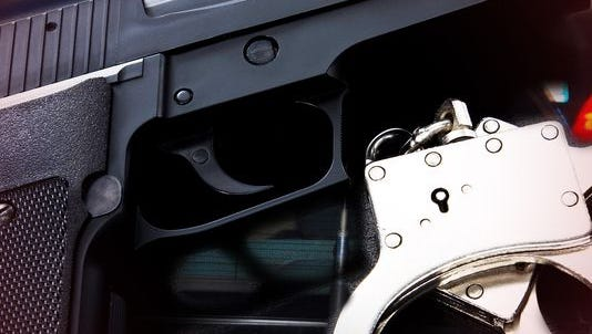 A gunman stole narcotic patches during a daylight robbery Wednesday morning.