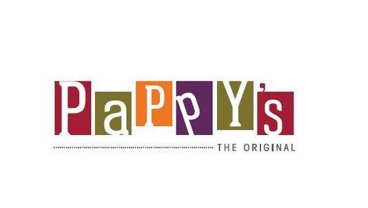 Pappy's The Original logo.