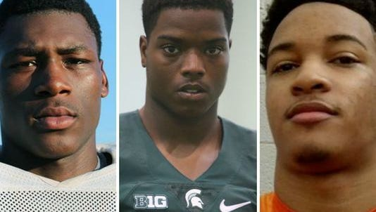 Michigan State University dismissed Josh King, Donnie Corley and Demetric Vance from the university following a Title IX sexual assault investigation.