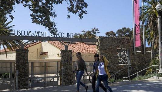 The Museum of Ventura County at 100 E. Main St. in Ventura.