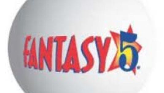 A winning Fantasy 5 ticket was sold here in Brevard.