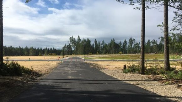 A view of the Eldon Trails site at McCormick.