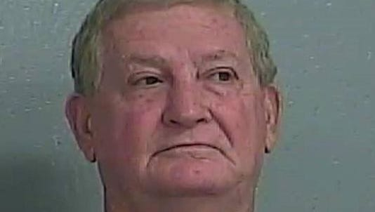 Ronnie White mugshot from the Greene County Jail.
