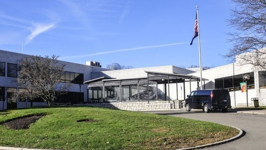 The former Broome Developmental building will be the site of a new opioid treatment center.