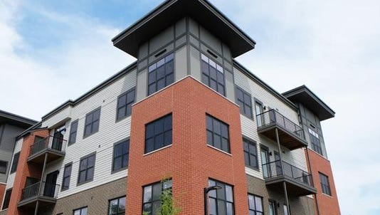 The Starkweather is the newest addition to Plymouth's residential options.