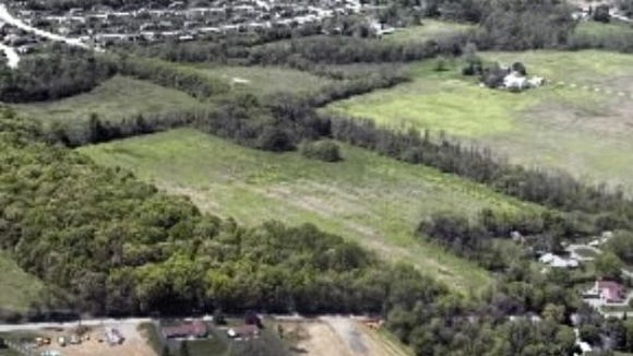 This Springettsbury Township land that accommodated a British prisoner-of-war camp in the Revolutionary War faced development. A well-organized citizens group - Friends of Camp Security - raised sufficient funds to acquire the property. There has since been digs to locate the camp's main feature - its log stockade. At this point, its site has not been located.
