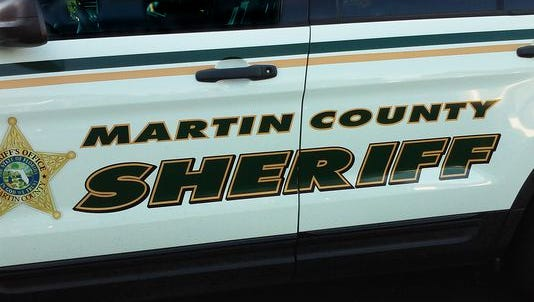Martin County Sheriff's Office car