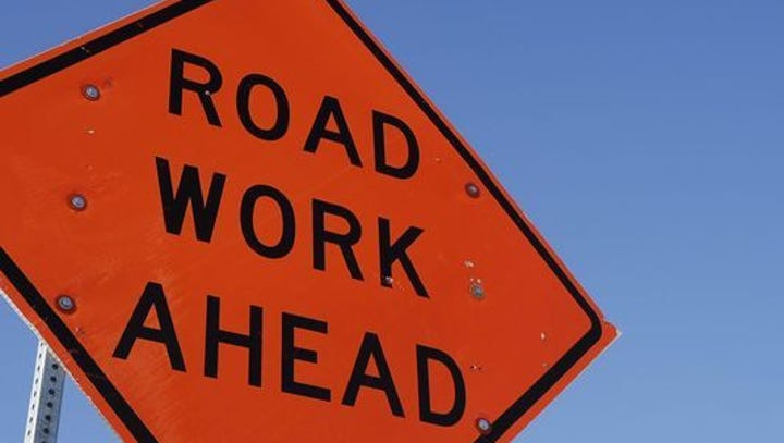 Lanes at I-495, I-95 split will close due to construction this weekend