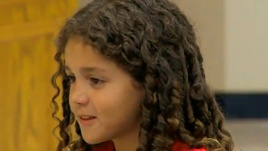 Habib Dwabi, a 9-year-old Texas boy, was told his long hair was in violation of the school's grooming code.