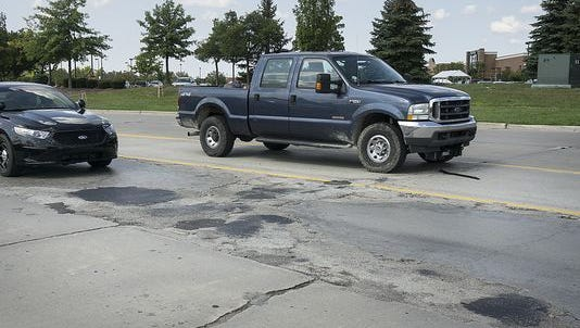 Canton roads. Everyone agrees they need repairing, but funding is elusive from all levels of government.