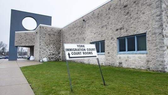 York County immigration court