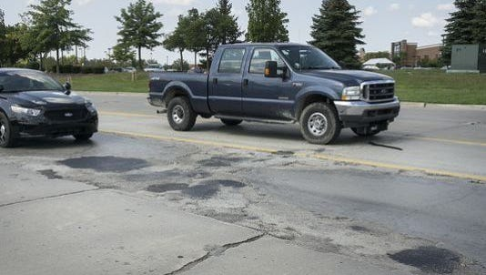 Road detours are mounting and drivers are having to find alternate routes in Canton.