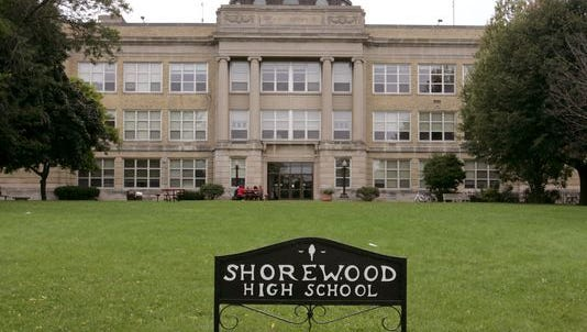 A former Shorewood High School teacher is facing misdemeanor charges for making unwanted sexual advances toward a student and three district employees.