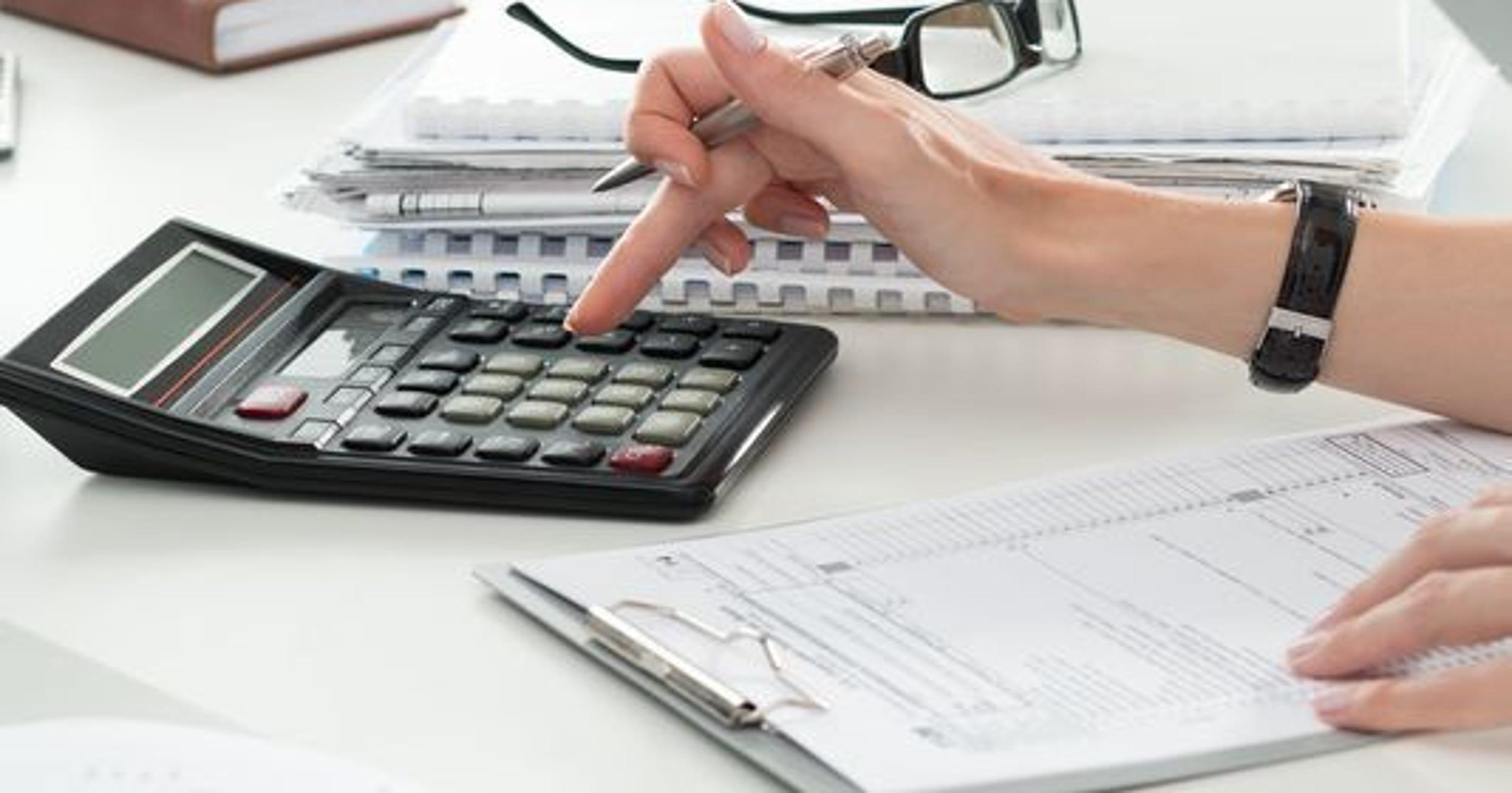 Service providing free income tax preparation