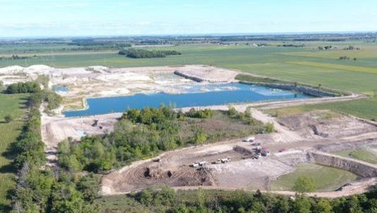 The Ohio Sixth District Court of Appeals has dismissed Rocky Ridge Development LLC's appeal of a temporary injunction handed down by Ottawa County Judge Bruce WInters in the Benton Township quarry case.
