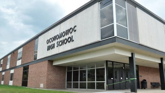 The project to renovate Oconomowoc High School's East Campus is one of the Oconomowoc Area School District's projects that is currently over the estimated cost, but it is starting to come down.