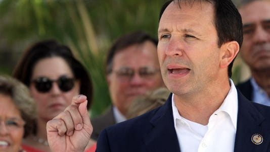 Attorney General Jeff Landry has clashed repeatedly with Gov. John Bel Edwards.