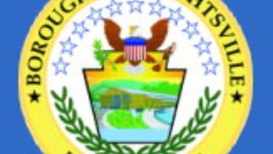 Insignia of the Borough of Wrightsville.