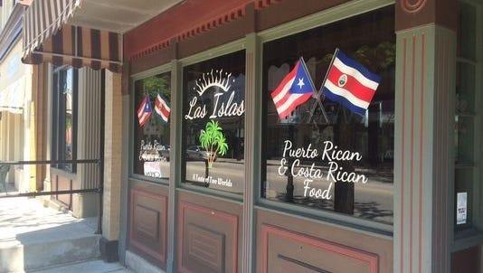Las Islas Restaurant, 119 S. Main St., Fond du Lac.