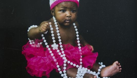 Two-year-old slaying victim Laylah Washington