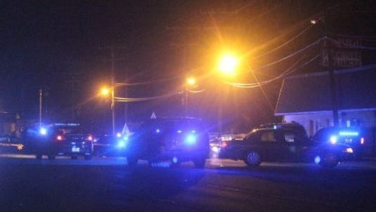 One man is dead after a confrontation with Greenville County deputies Sunday night.