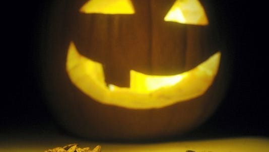 Police cited two Red Lion neighbors after they fought over a smashed pumpkin.
