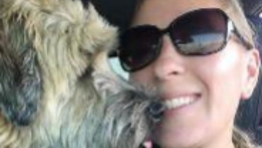 Julia Jacobson, 37, was a resident of San Diego and went missing on Sept. 2. She was last seen on surveillance cameras inOntario with her dog, Boogie.