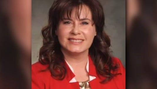 Colorado state rep. Lori Saine