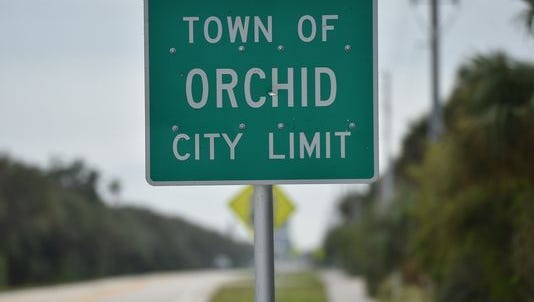 Town of Orchid Island