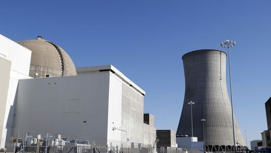 A nuclear power plant in Reform, Mo. is seen in this file photo.