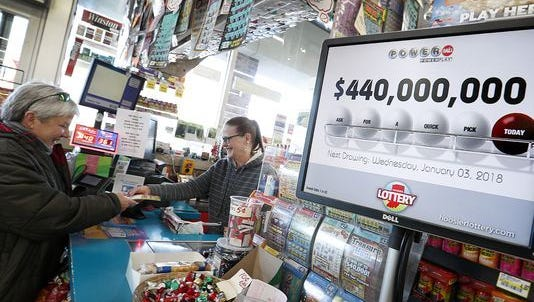 Those who didn't win the $361 million Mega Millions jackpot drawn Jan 2, 2018, can look forward to a $440 Powerball grand prize the next night.