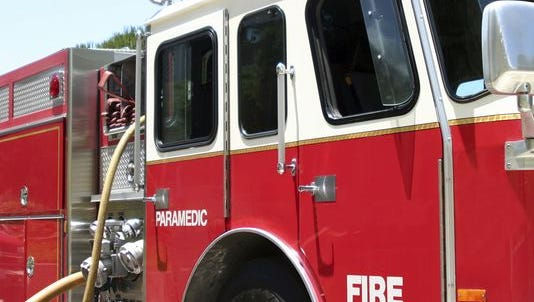 A family cat is missing after it fled the scene of a Winslow house fire early Sunday, police say.