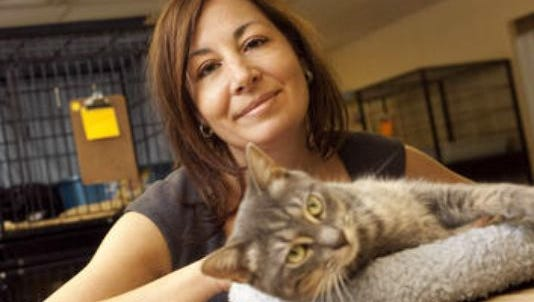 Jane Pierantozzi is the founder and Executive Director of Faithful Friends Animal Society.